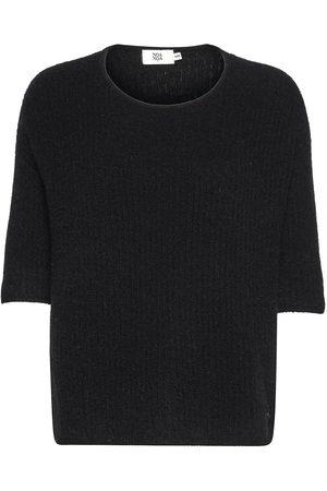 Noa Noa Dame Strikkegensere - Pullover T-shirts & Tops Knitted T-shirts/tops