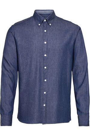 SEBAGO Denim Shirt B.D. Skjorte Uformell Blå