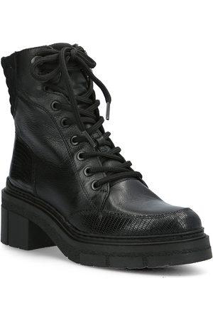 unisa Jenil_cre_btj Shoes Boots Ankle Boots Ankle Boot - Flat