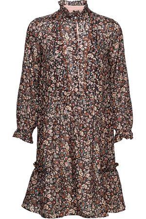 Noa Noa Dress Long Sleeve Dresses Everyday Dresses Multi/mønstret