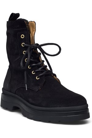 GANT Dame Skoletter - Windpeak Mid Boot Shoes Boots Ankle Boots Ankle Boot - Flat