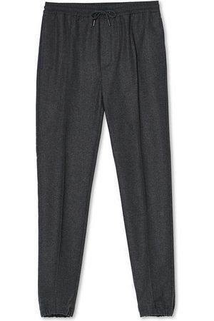 Ralph Lauren Herre Chinos - Wool Flannel Jogger Dark Grey