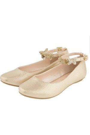 Monsoon Jente Ballerinasko - Butterfly Strap Shoes
