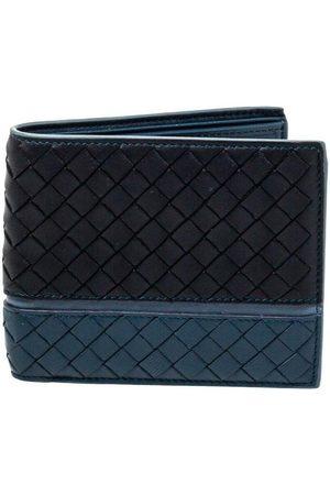 Bottega Veneta Pre-owned Intrecciato Leather Bifold Wallet