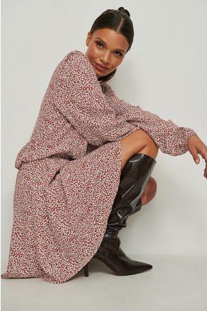 NA-KD Dame Hverdagskjoler - Minikjole med løs passform