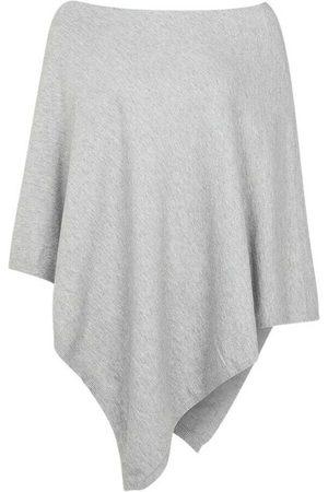 Accessorize Dame Ponchos - Perfect Knit Poncho