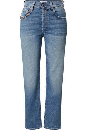 Replay Dame Straight - Jeans 'Maijke