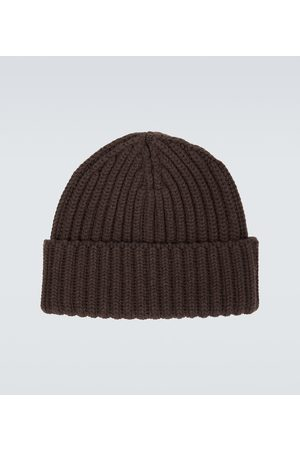 The Row Dibbo cashmere hat