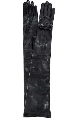 Prada Hansker - Leather gloves