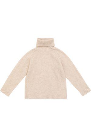 MORLEY Barn Pologensere - Mason knit turtleneck sweater