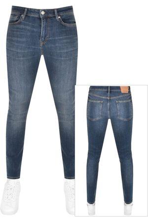 Superdry Herre Smale bukser - Skinny Fit Jeans