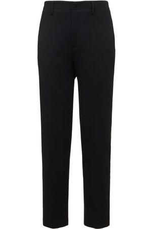 AMBUSH Herre Chinos - Relax Fit Wool Blend Pants