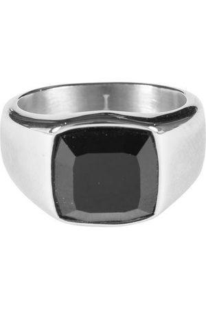Dark Signet Ring Mini W/Black Onyx Gold