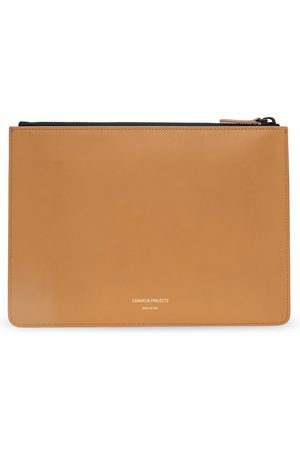 COMMON PROJECTS Herre Clutches - Leather clutch