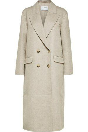 SELECTED Tama Coat Sandshell