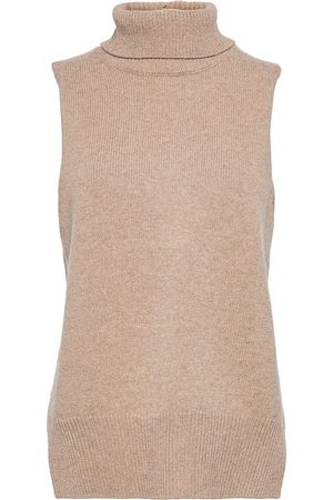 Fall Winter Spring Summer Julie Vest T-shirts & Tops Knitted T-shirts/tops