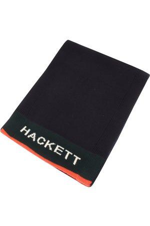 Hackett Herre Skjerf - London Logo Knit