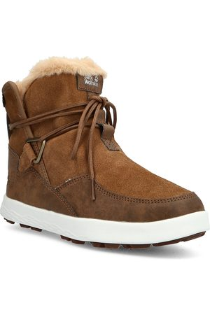 Jack Wolfskin Dame Skoletter - Auckland Wt Texapore Boot W Shoes Boots Ankle Boots Ankle Boot - Flat