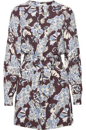 Reiss Dame Mønstrede kjoler - Abbie Dresses Everyday Dresses Multi/mønstret