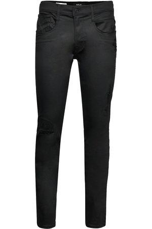 Replay Herre Chinos - Anbass Trousers Hyperflex Re-Used Xlite Chinos Bukser