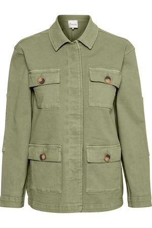My Essential Wardrobe THE Army Jacket