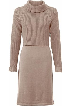 Heine Dame Strikkede kjoler - Strikkekjole