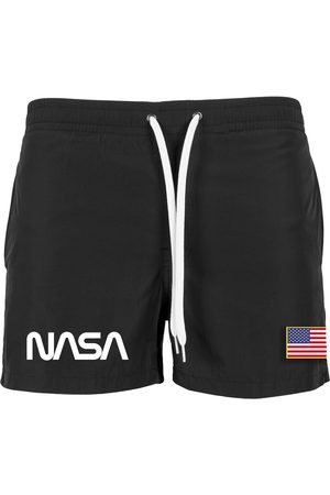 Mister Tee Herre Badebukser - Badeshorts 'NASA