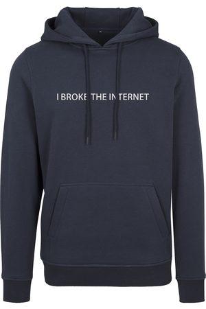 Merchcode Dame Sweatshirts - Sweatshirt 'I broke