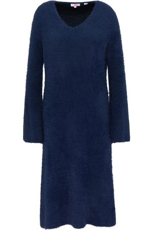 myMo Dame Strikkede kjoler - Strikkekjole