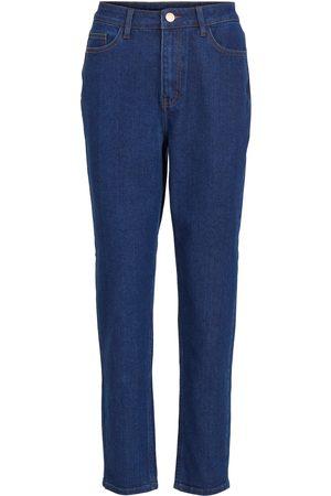 VILA Dame Straight - Jeans 'Amalia