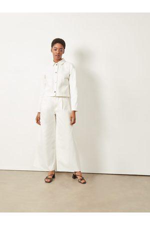 Aligne Dame Jeans - Plisserte jeans 'Connie