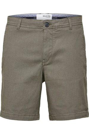 SELECTED Herre Shorts - Chinobukse 'Storm