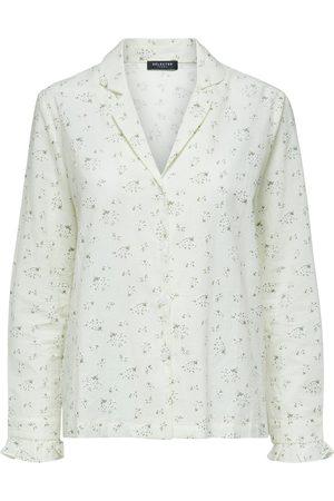 SELECTED Dame Pyjamaser - Nattskjorte 'Billie
