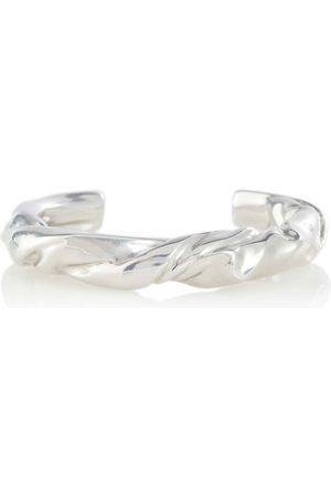 Loewe Twisted sterling-silver bracelet