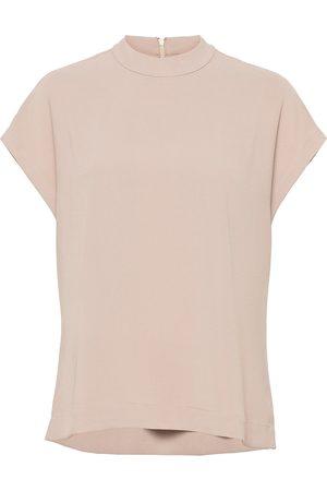 Dante 6 Tylor Top Blouses Short-sleeved Lilla