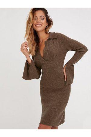 adoore Dame Nattkjoler - Day To Night Dress Brown