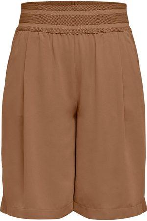 ONLY Dame Bukser - Plissert bukse 'Alex