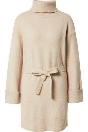 VILA Dame Strikkede kjoler - Strikkekjole 'ROLFIE
