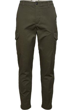 SELECTED Herre Cargobukser - Slhslimtapered-Gainford Cargo Pants Trousers Cargo Pants