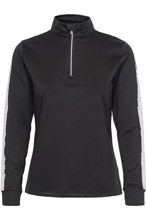 Daily Sports Anna Ls Half Neck T-shirts & Tops Long-sleeved