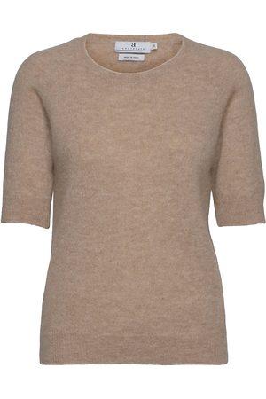Arnie Says Georgina T-shirts & Tops Knitted T-shirts/tops