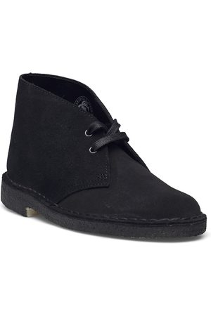Clarks Dame Skoletter - Desert Boot. Shoes Boots Ankle Boots Ankle Boot - Flat