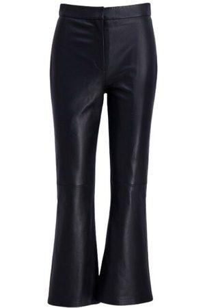Camilla Pihl Dame Skinnbukser - Rene Leather Trousers