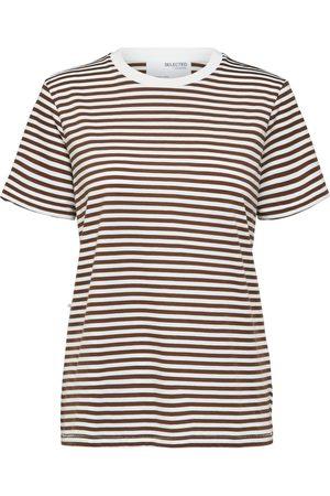 SELECTED Dame Kortermede - Skjorte ' SLFMY PERFECT TEE