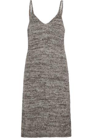 DRIES VAN NOTEN Dame Bodycon kjoler - Alpaca-blend knit slip dress