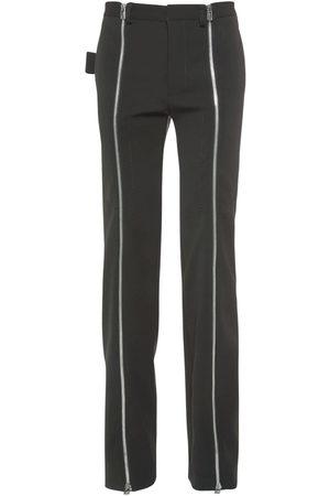 Bottega Veneta Herre Chinos - Bonded Wool Blend Cavalry Pants