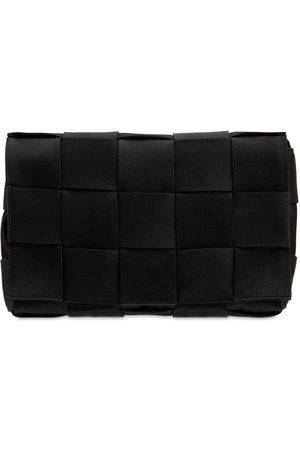 Bottega Veneta Webbing Small Intreccio Tech Bag