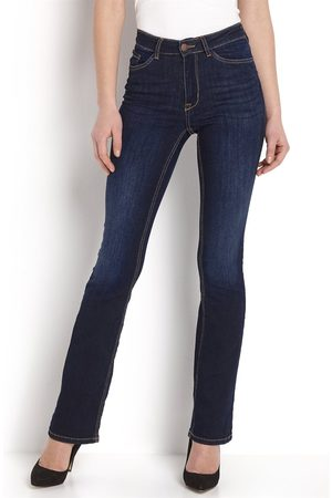 Happy Holly Bootcut jeans med høy midje Francis