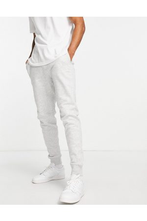 French Connection Slim fit jogger in light grey