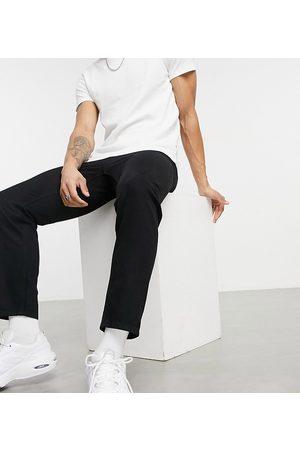 ASOS Herre Straight - Classic rigid jeans in black